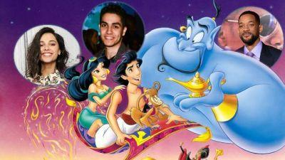 Disney's Live-Action Aladdin Cast Revealed!
