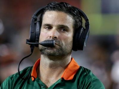 Hurricanes defense hoping to send outgoing coordinator Manny Diaz out with last UM win