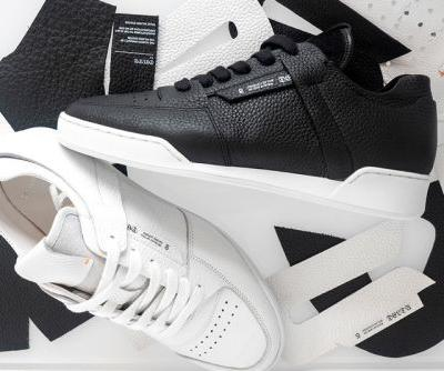 No.One Debuts the Delta in Clean Black and White