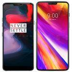 What would you rather get: LG G7 or OnePlus 6?