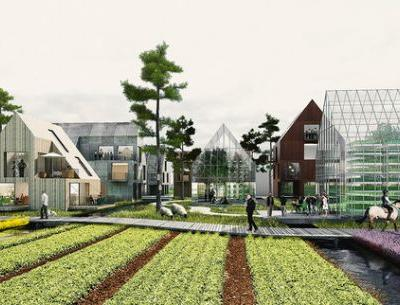 ADEPT and KARRES + BRANDS Wins Contest to Design One of Germany's Largest Masterplans