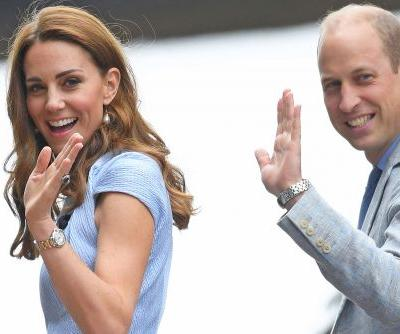 Kate Middleton and Prince William step out for Wimbledon date