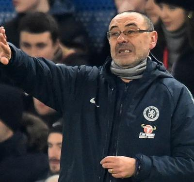 Sarri reveals why he dropped Hudson-Odoi from Chelsea's squad