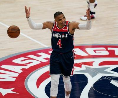 Has Russell Westbrook's dominance turned the Wizards into a playoff sleeper?