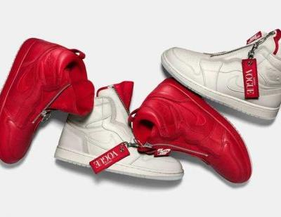Vogue and Nike unveil Air Jordans inspired by Anna Wintour