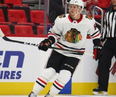 Blackhawks acquire former first-round pick Peter Holland from Rangers