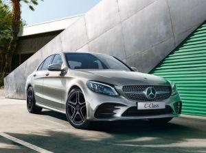Mercedes-Benz C-Class Petrol Priced At Rs 4346 lakh