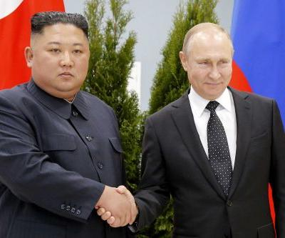 Russia's Vladimir Putin, North Korea's Kim Jong Un say they've had fruitful talks