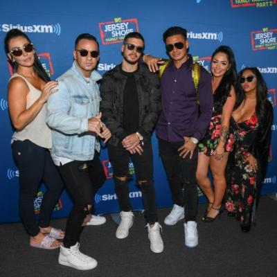 The 'Jersey Shore' Cast's Reactions To Mike Sorrentino's Prison Release Are So Hype
