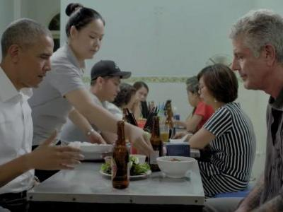 Watch the Best of Anthony Bourdain on Television, From Gaza to Waffle House to Obama in Hanoi