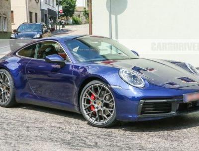 New Porsche 911 Carrera and Carrera S Debut Next Month