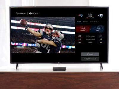 The Super Bowl gets voice-enabled