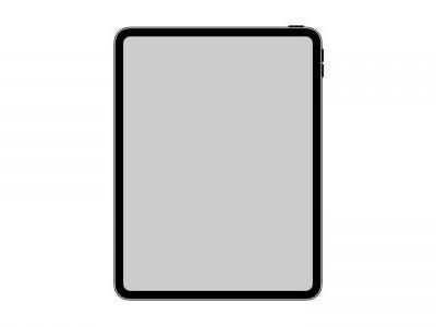 Exclusive: Icon found in iOS shows new iPad Pro with no home button