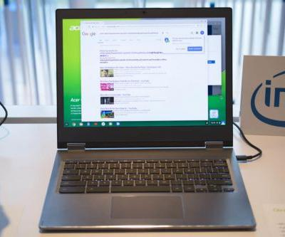 Acer pushes Chromebooks for business with new Core i5-powered convertible