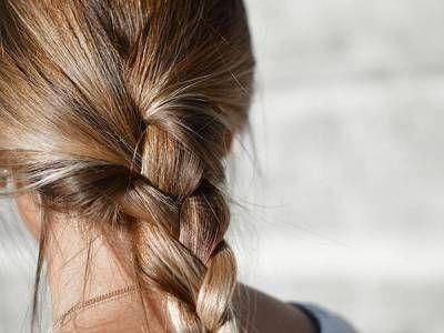 9 steps to washing your hair less