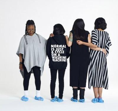 Whoopi Goldberg Just Launched a Super Cute Clothing Line, and No, We're Not Joking