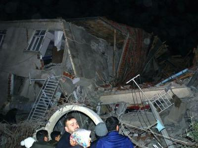 Death toll from eastern Turkey earthquake climbs to 20