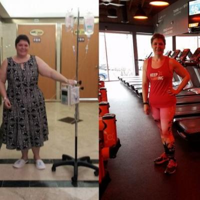 2 Major Changes That Helped Katherine Lose 110 Pounds and Turn Her Life Around