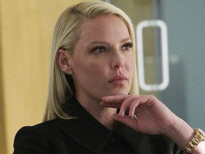 Katherine Heigl Apparently Won't Be Very Likable On Suits Season 8