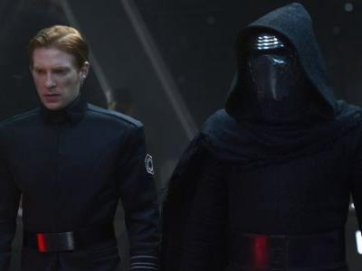General Hux Actor Explains Why He Isn't In The Marketing For Star Wars 8