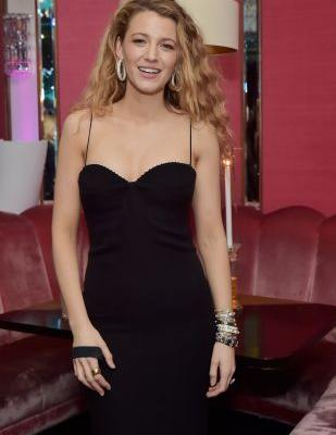 Blake Lively Continues J Law's Reign of Making the Perm Cool Again