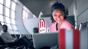 Free movie streaming for Dubai International passenger