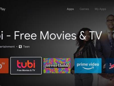 Android TV's redesigned Play Store rolls out over the 'next few weeks'