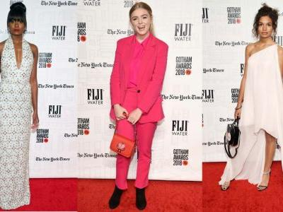 Hollywood's Breakout Style Stars Were at the 2018 Gotham Awards