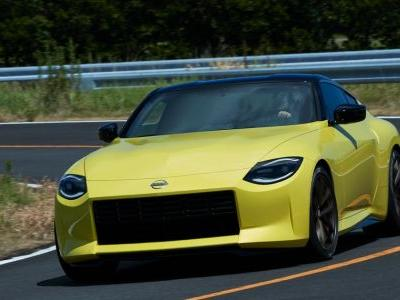The Nissan Z Proto Is Here To Preview A Production Car Europe Won't Get