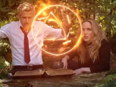 Legends of Tomorrow Season 4 Full Trailer Name-Drops Swamp Thing