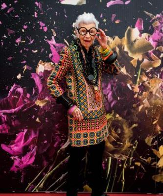 21 Random Questions with Iris Apfel