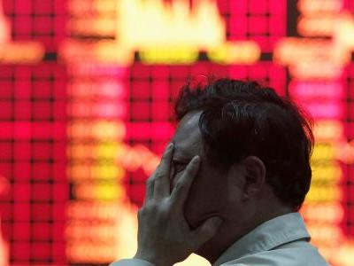 Chinese stocks fall almost 5% in market bloodbath as investors digest a week of bad news in a single day