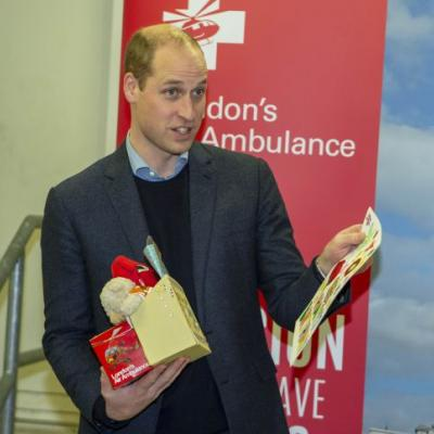 Prince William's Body Language While Apart From Kate Middleton On Her Birthday Is Very Telling