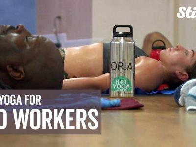 Yoga studio owner stretching generosity with free classes for federal workers during shutdown