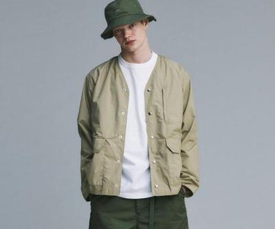 The North Face Purple Label's SS21 Lookbook Presents Another Round of Refined Outerwear