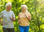 Keeping active in old age may protect against dementia, study finds