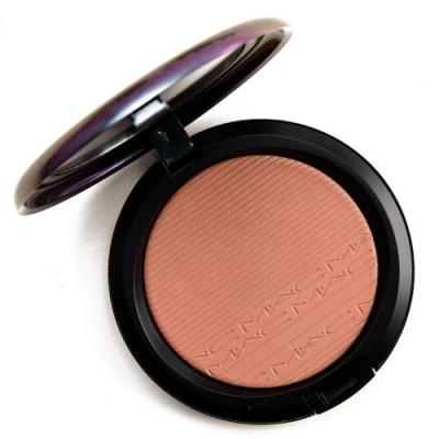 MAC Golden Rinse Extra Dimension Bronzer Review, Photos, Swatches