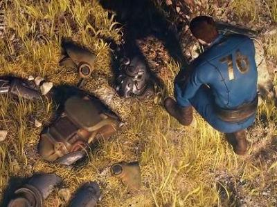 Griefing in Fallout 76 Will Turn You Into a Wanted Criminal With a Bounty on Your Head