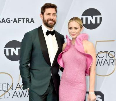 Emily Blunt Admits People Thought She and John Krasinski Would Get Divorced After Acting Together