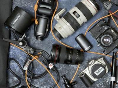 How I Saved $15,000 When Buying Pro Camera Gear