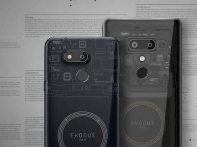HTC Exodus 1s brings full bitcoin node support and hardware wallet