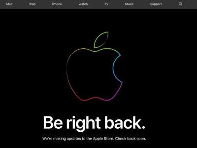 Apple Store goes down for 'updates' days after MacBook Air/Pro refresh