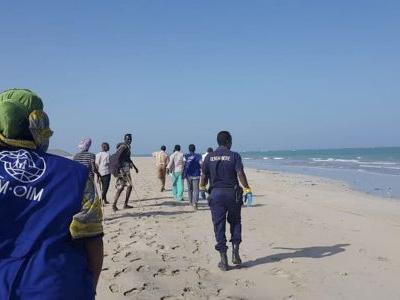 28 bodies of migrants found after boats capsize off Djibouti
