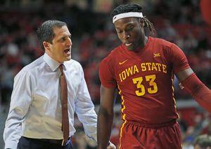 Morris, Thomas lead Iowa St past Texas Tech, 82-80 in OT