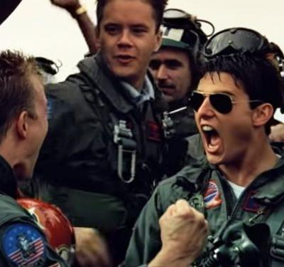 THEN AND NOW: The stars of 'Top Gun' 33 years later