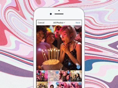 Here's How To Use Instagram's New Slideshow Feature