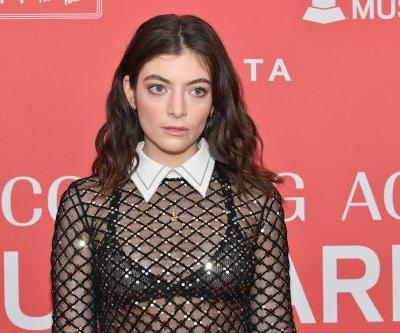 """Lorde Addresses George Floyd Protests, """"Performative Activism"""" In Rare Statement"""