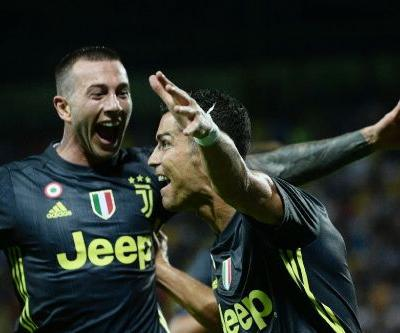 Ronaldo keeps Juventus perfect in Serie A