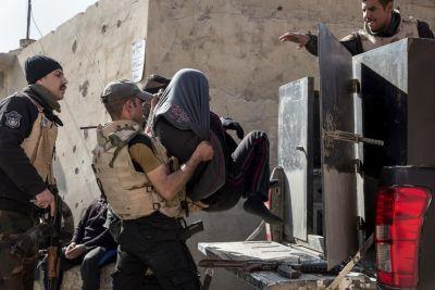 Inside the fight against IS sleeper cells in liberated Mosul