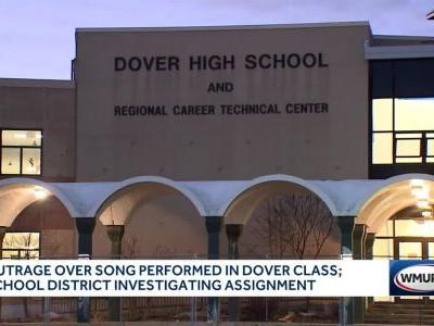 New Hampshire teacher placed on paid leave after KKK jingle performed in classroom sparks outrage